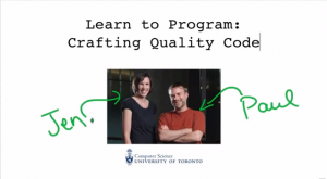 Learning to Program Coursera Course Image