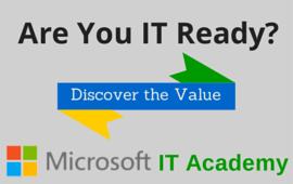 ITReady Microsoft IT Academy