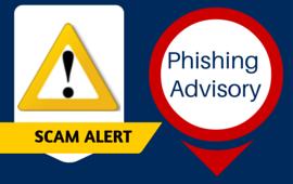 Phishing Advisory