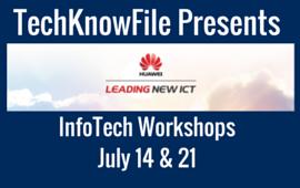 TechKnowFile Presents Huawei