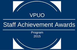 VPUO Awards 2016
