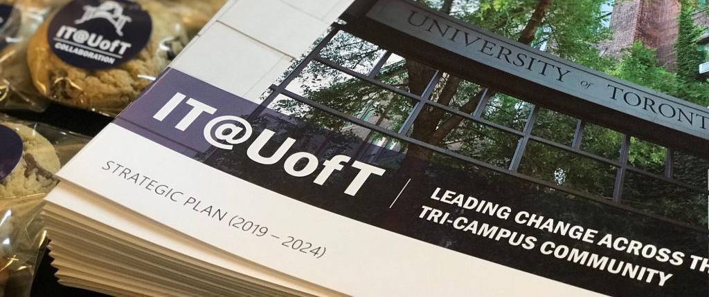 IT@UofT Strategic Plan
